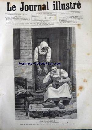 JOURNAL ILLUSTRE (LE) no:41 07/10/1888