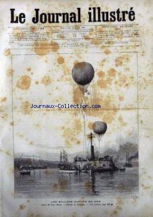 JOURNAL ILLUSTRE (LE) no:33 12/08/1888