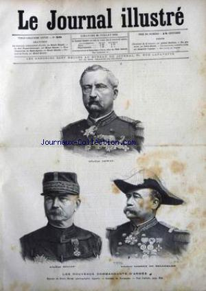 JOURNAL ILLUSTRE (LE) no:30 22/07/1888