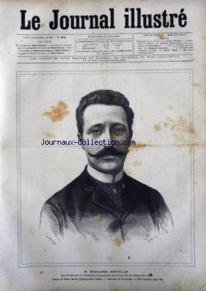 JOURNAL ILLUSTRE (LE) no:25 17/06/1888
