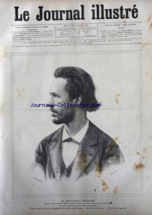 JOURNAL ILLUSTRE (LE) no:11 11/03/1888