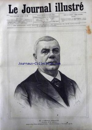 JOURNAL ILLUSTRE (LE) no:9 26/02/1888
