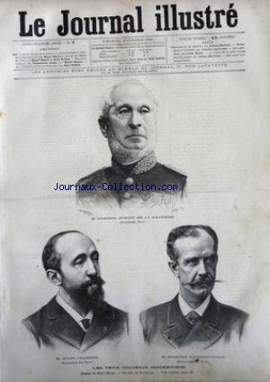 JOURNAL ILLUSTRE (LE) no:7 12/02/1888