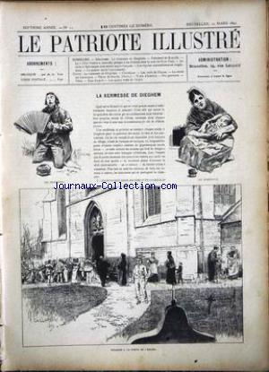PATRIOTE ILLUSTRE (LE) no:13 29/03/1891