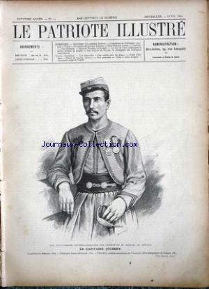 PATRIOTE ILLUSTRE (LE) no:14 05/04/1891
