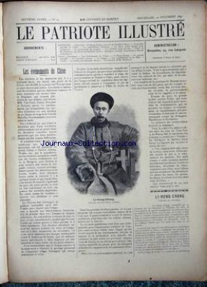 PATRIOTE ILLUSTRE (LE) no:51 20/12/1891