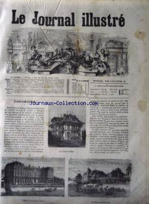 JOURNAL ILLUSTRE (LE) no:33 18/08/1872