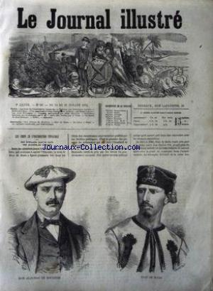 JOURNAL ILLUSTRE (LE) no:28 14/07/1872