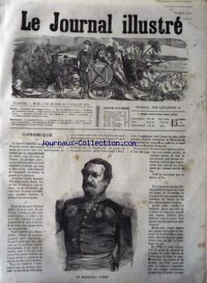 JOURNAL ILLUSTRE (LE) no:26 30/06/1872