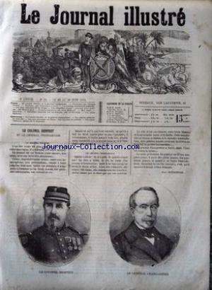 JOURNAL ILLUSTRE (LE) no:25 23/06/1872