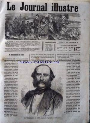 JOURNAL ILLUSTRE (LE) no:21 26/05/1872