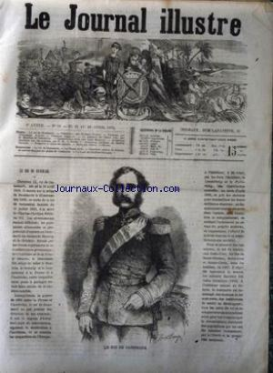 JOURNAL ILLUSTRE (LE) no:16 21/04/1872