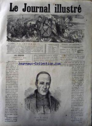 JOURNAL ILLUSTRE (LE) no:11 17/03/1872