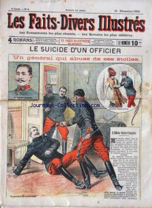FAITS DIVERS ILLUSTRES (LES) no:8 14/12/1905