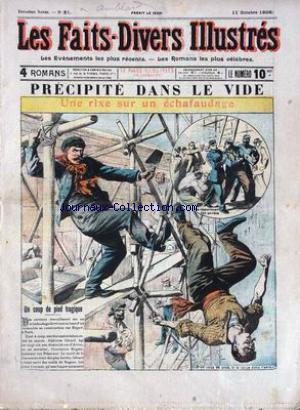 FAITS DIVERS ILLUSTRES (LES) no:51 11/10/1906