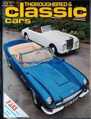 THOROUGHBRED AND CLASSIC CARS no: 01/11/1976