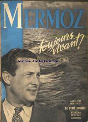 PETIT JOURNAL SUPPLEMENT ILLUSTRE (LE) no: 01/03/1938