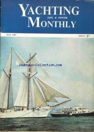 YACHTING MONTHLY no: 01/05/1965
