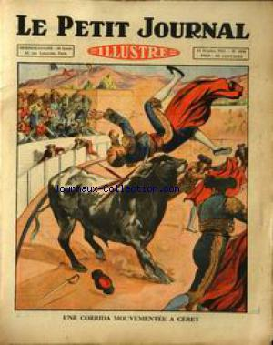 PETIT JOURNAL SUPPLEMENT ILLUSTRE (LE) no:1816 11/10/1925