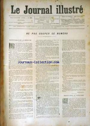 JOURNAL ILLUSTRE (LE) no:33 16/08/1891