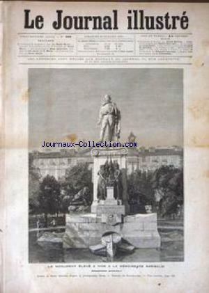 JOURNAL ILLUSTRE (LE) no:30 26/07/1891