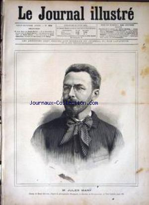 JOURNAL ILLUSTRE (LE) no:25 21/06/1891