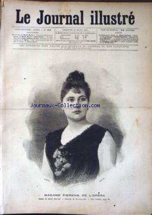 JOURNAL ILLUSTRE (LE) no:13 29/03/1891