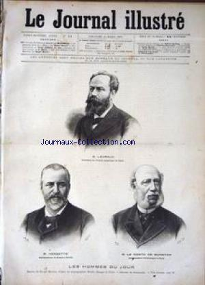 JOURNAL ILLUSTRE (LE) no:11 15/03/1891