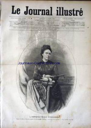 JOURNAL ILLUSTRE (LE) no:9 01/03/1891