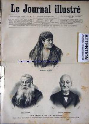 JOURNAL ILLUSTRE (LE) no:7 15/02/1891