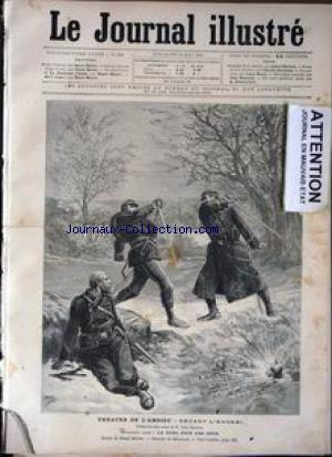 JOURNAL ILLUSTRE (LE) no:21 25/05/1890