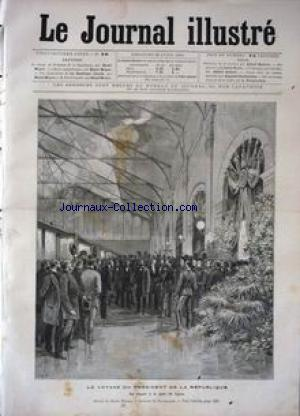 JOURNAL ILLUSTRE (LE) no:16 20/04/1890