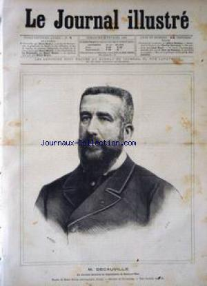 JOURNAL ILLUSTRE (LE) no:7 16/02/1890