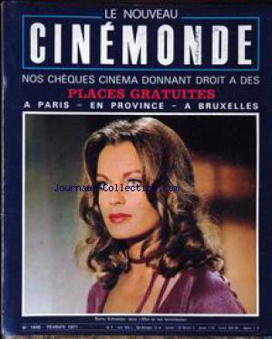 NOUVEAU CINEMONDE (LE) no:1849 01/02/1971