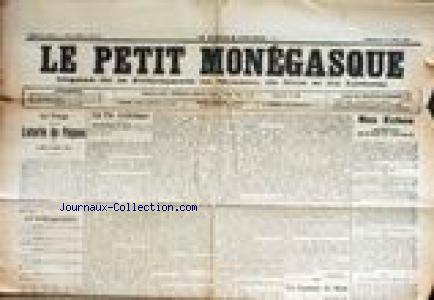 PETIT MONEGASQUE (LE) no:16 15/04/1917