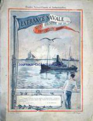 FRANCE NAVALE (LA) no: 01/01/1918