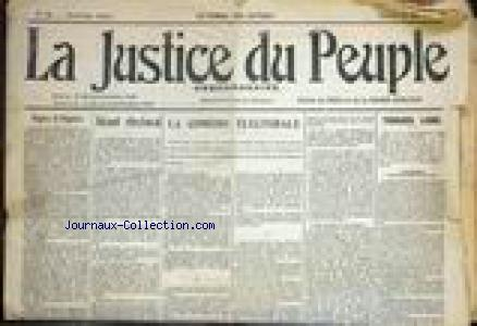 JUSTICE DU PEUPLE (LA) no:20