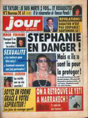 JOUR DE PARIS no:3 25/03/1992
