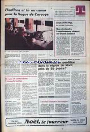 TRIBUNE GENEVE no: 13/09/1971