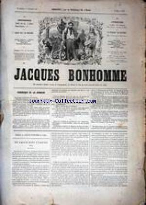 JACQUES BONHOMME no:30 02/03/1862