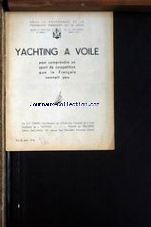 YACHTING A VOILE - G.P. THIERRY - BALSAMO. no: