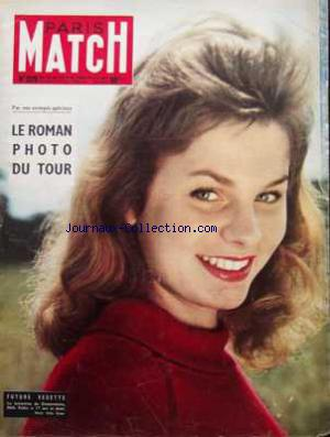 PARIS MATCH no:329 16/07/1955