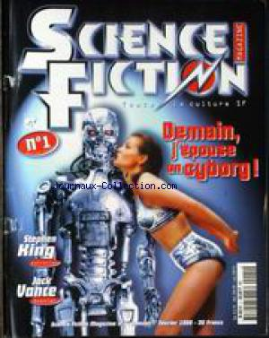 SCIENCE FICTION no:1 01/01/1999