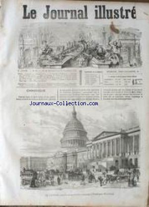 JOURNAL ILLUSTRE (LE) no:47 24/11/1872
