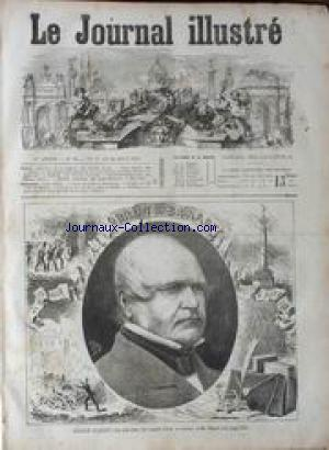 JOURNAL ILLUSTRE (LE) no:33 17/08/1873