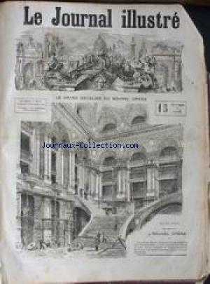 JOURNAL ILLUSTRE (LE) no:47 23/11/1873