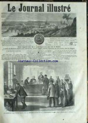 JOURNAL ILLUSTRE (LE) no:7 28/03/1864