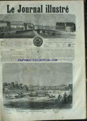 JOURNAL ILLUSTRE (LE) no:11 24/04/1864