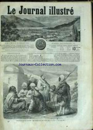 JOURNAL ILLUSTRE (LE) no:21 03/07/1864