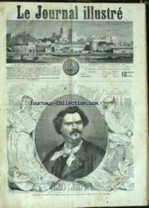 JOURNAL ILLUSTRE (LE) no:36 16/10/1864